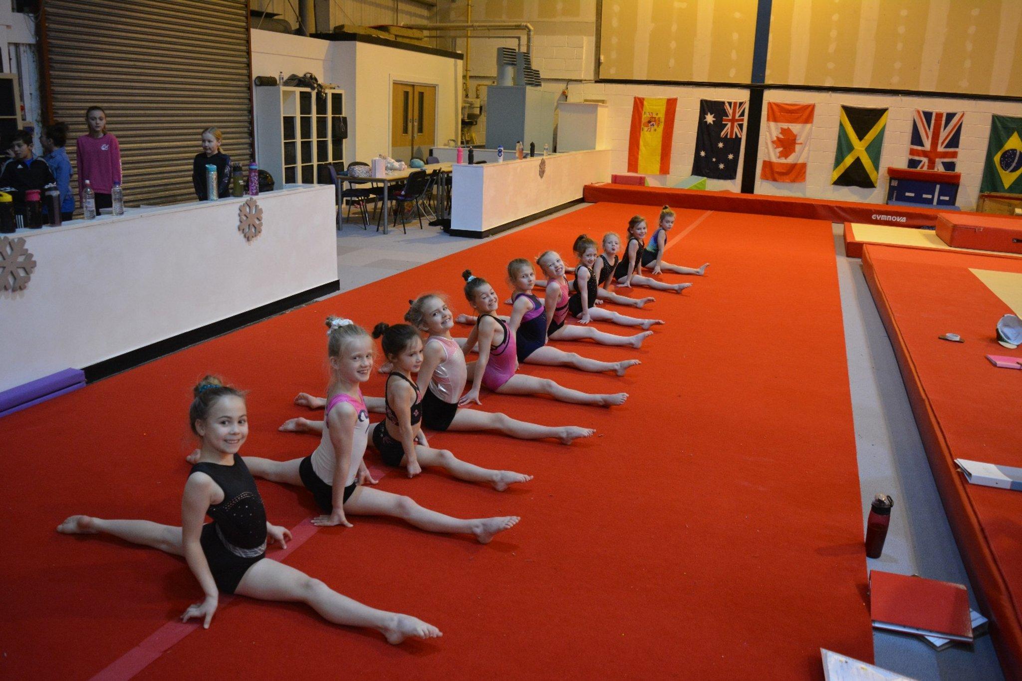 Amber Valley Gymnastics Academy - Artistic Gymnastics